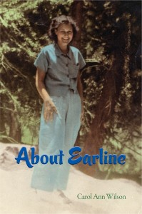 Book cover of About Earline