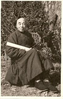 Gia-fu's father, Feng Chong-ching Shanghai, circa 1930 (Dexter Woo)