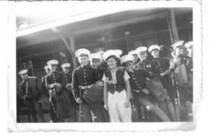 Mom & the Marine Corps