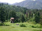 Gia-fu's hermitage at Wetmore Stillpoint (author)