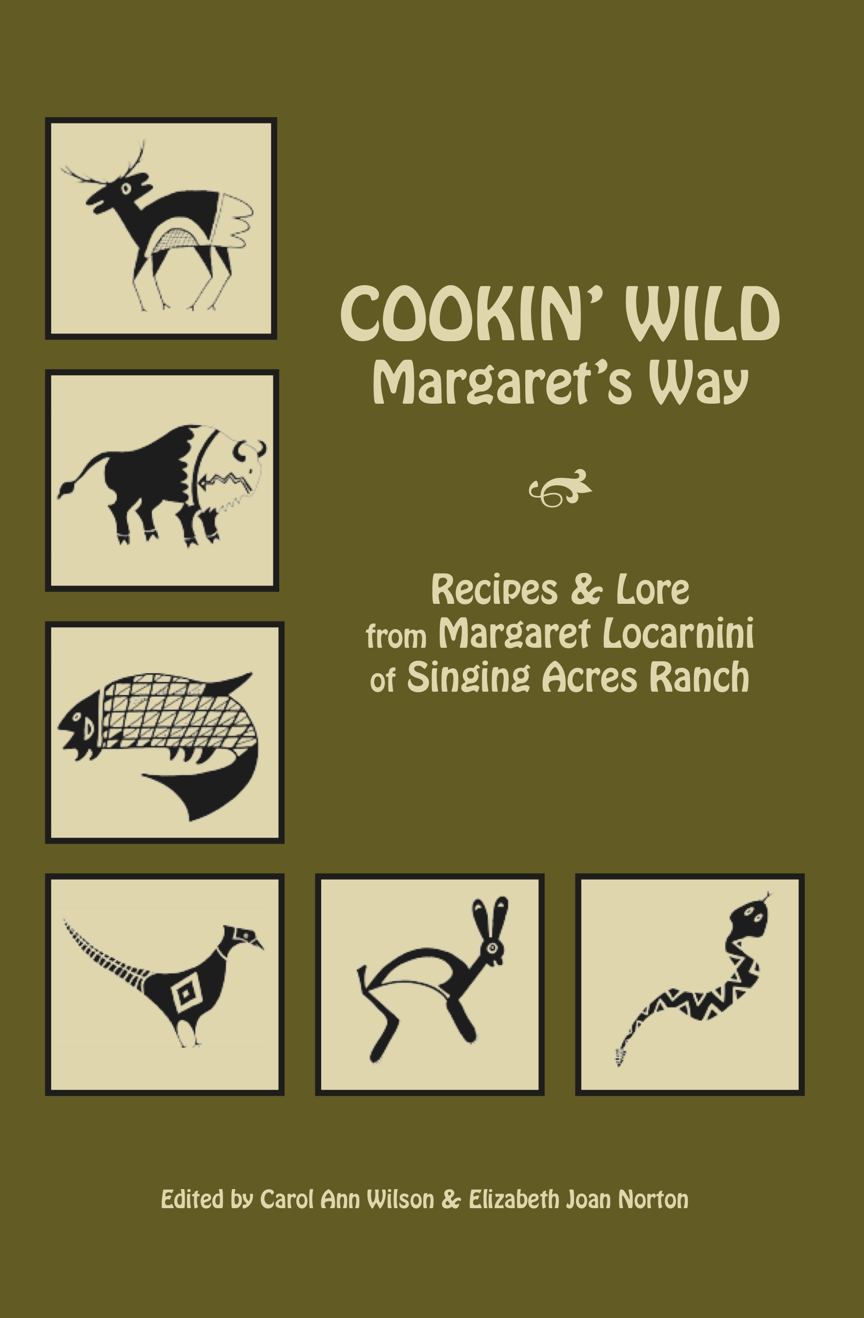 Cover of Cookin' Wild